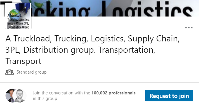 Truckload,logistics,3PL,Supply Chain,Distribution Group