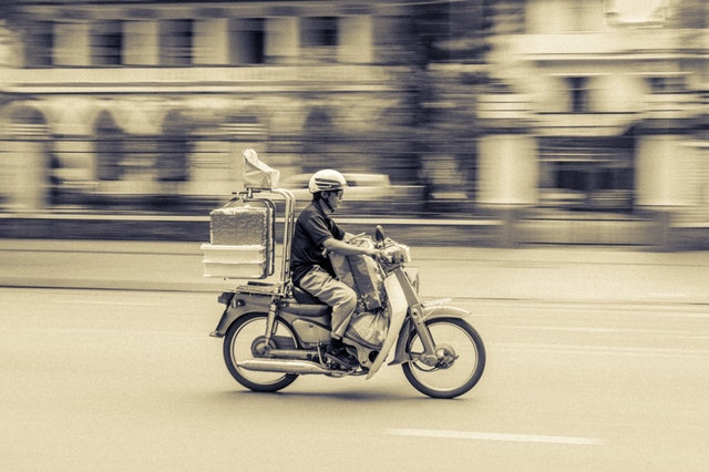 Density Efficiency in Delivery Business