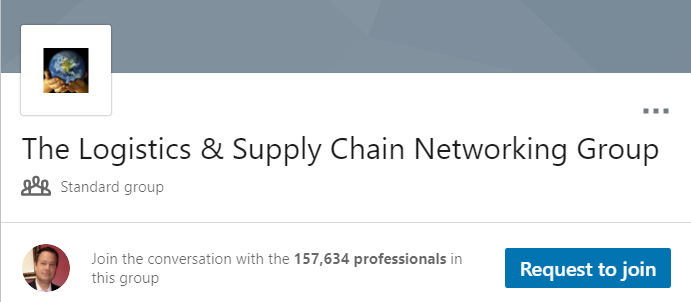 The Logistics and Supply Chain Networking Group