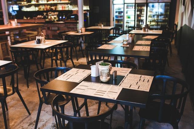 Fine Dining at a Restaurant