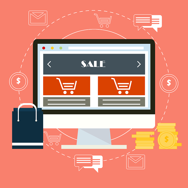 eCommerce Website Sales and Offers