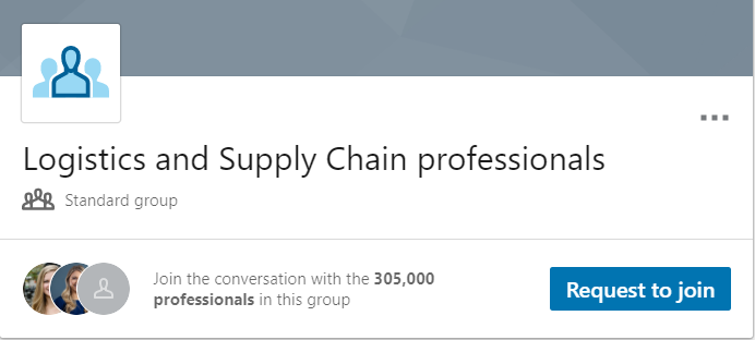 Logistics and Supply Chain Professionals