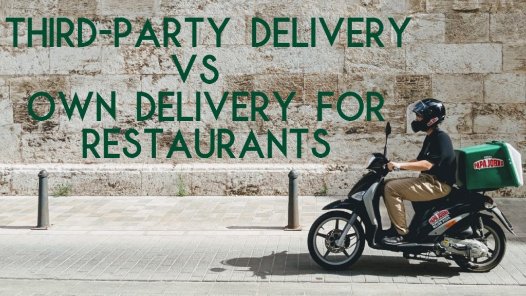 Own Delivery for Restaurants