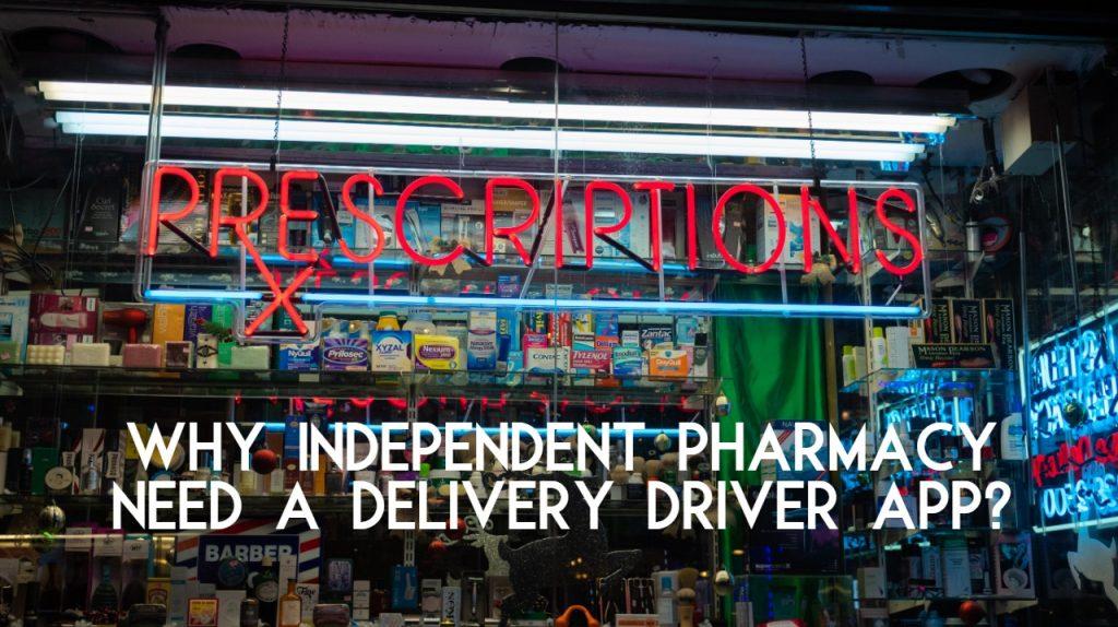 on-demand pharmacy app